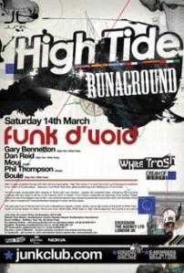Funk D'Void - Junk Club